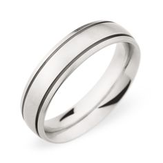 Palladium band with simple details Wedding Men, Wedding Bands, Proposal Ring, Precious Metals, Jewelry Design, Jewels, Engagement Rings, Gemstones, Platinum Wedding