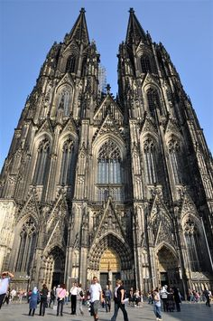 Travel This World — Cologne Cathedral, Germany submitted by:...