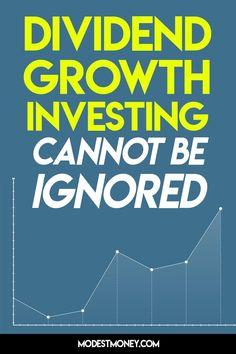 How dividend growth investing really works Investing \ Money \ Dividends \ Stocks Stocks For Beginners, Dividend Investing, Dividend Stocks, Stock Market Investing, Investment Portfolio, Finance Blog, Financial Success, Day Trading, Investing Money