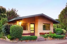 Photo of Sandy Bay Holiday Park - Rammed Earth Chalet