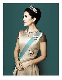 The Crown Princess of Denmark