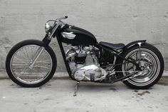 Bobber Inspiration - Bobbers and Custom Motorcycles