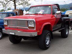 1981 Dodge 4x4 Pickup Stepside | by V8 Power