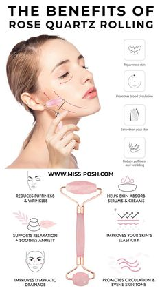 Quartz Stone, Rose Quartz, Asian Skincare, Gua Sha, Healthy Skin, Benefit, Facial, Skin Care, Beauty