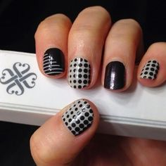 Jamberry Nails is salon quality nail décor that can be applied in 15 minutes at home. These designer nail wraps are made to last up to 2 weeks on fingers and 6 weeks on toes. Unlike traditional nail polish, they won't chip and require no drying time. It's easy to achieve a professional salon look at a fraction of the cost! They go with all the latest fashion trends.  http://beccagenna.jamberrynails.net Becca Genna Independent Consultant