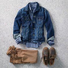 Calça Marrom Masculina, dicas para usar e inspirar, Combo Moda Masculina, Moda Masculina, Grid, Men Style,