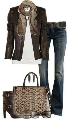 Nice for fall/winter....with a lower heeled boot!