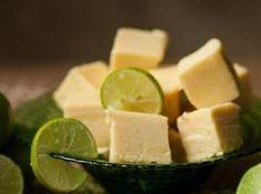GRACE'S KEY LIME FUDGE Recipe | Just A Pinch Recipes