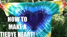 How to color a dog bedShibori tie dye technique for your doggie! TieDye TieDyeDogBed TulipTieDye TieDyeTechniques Throw a tie dye party - that easy!Throw a tie dye party - Tye And Dye, How To Tie Dye, Shibori, Heart Tye Dye, Diy Tie Dye Heart, Patterns Background, Cool Tie Dye Patterns, Diy Tie Dye Designs, Memorial Day
