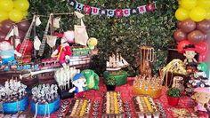 festa aniversario pirata - Pesquisa Google