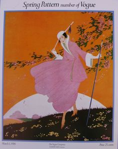Antigüas portadas VOGUE, 1914 - 1926