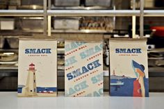 Restaurant branding and graphic design specialists   & Smith
