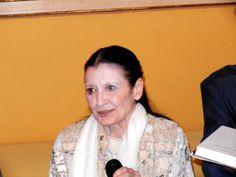 Carla Fracci e il libro Passo dopo Passo by www.gallinepadovane.it