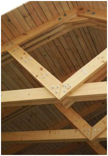 16 ideas house barn plans barndominium for 2019 Diy Pole Barn, Pole Barn House Plans, Pole Barn Homes, Barn Plans, Shed Plans, Metal Building Homes, Building A Shed, Timber Structure, Roof Trusses