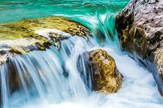 Majestic - Worldwide - Rivers....The Soca, Slovenia, Italy