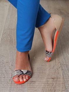 camel, snake print and neon jaims07
