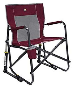 Looking for GCI Outdoor Freestyle Rocker Portable Folding Rocking Chair, Cinnamon (Renewed) ? Check out our picks for the GCI Outdoor Freestyle Rocker Portable Folding Rocking Chair, Cinnamon (Renewed) from the popular stores - all in one. Best Folding Chairs, Outdoor Folding Chairs, Folding Camping Chairs, Patio Rocking Chairs, Lawn Chairs, Adirondack Chairs, Lounge Chairs, Camping Furniture, Shopping
