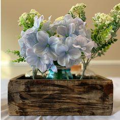 Medium Handmade Reclaimed Wood Boxes