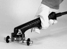 Plasma Cutting Roller Guide: