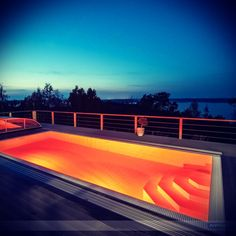 A cool pool... :-) #lifestyle #design #health #summer #relaxation #architecture #pooldesign #gardendesign #pool #swimmingpool #pools #swimmingpools #niveko #nivekopools