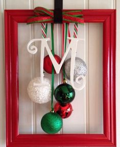 Christmas Ornaments Home Decor Ideas (5)