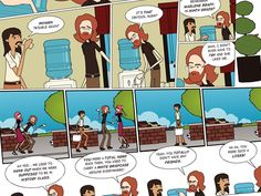 Pixton.  Unleash your creativity!   Fun, quick and easy to use.  Tell your story your way.