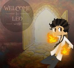 I am absolutely ready to venture into the pits of Tartarus for Leo World