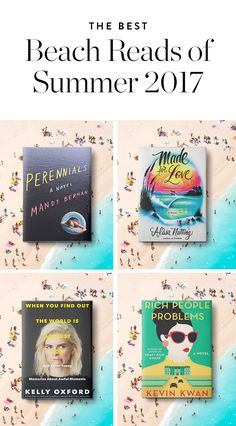The Best Beach Reads of Summer 2017 via @PureWow via @PureWow