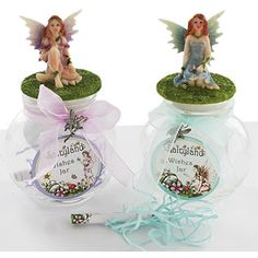 Fairyland Wishes Jar