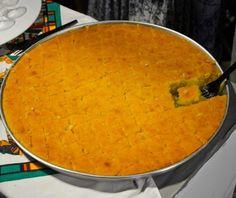 Μπασμπούσα | Συνταγή | Argiro.gr Ethnic Recipes, Food, Essen, Meals, Yemek, Eten
