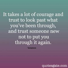 Learn To Trust again and again and again!   www.familyfull.com  #marriagetips, #relationshipadvice