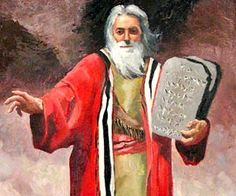 Moses is one of the big leaders in Judaism  http://www.thefamouspeople.com/profiles/moses-103.php
