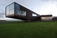 """Fab Lab House"" a tribute to eco-living. Generates three time the energy it consumes."