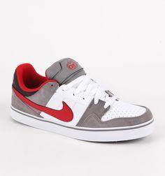 Nike 6.0 skateboarding shoes - even though I can't skateboard.