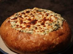 Spinach Artichoke Dip - This was wonderful! Creamy and delicious!