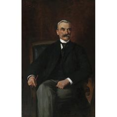 Julian Fałat, Dr. Stanislaus Ritter von Madeyski, 1897, Öl auf Leinwand, 134 x 84 cm, Belvedere, Wien, Inv.-Nr. 267 Canvas Paper, Canvas Artwork, Oil On Canvas, Canvas Prints, Artist Names, Artist Art, Modern Artists, Art Reproductions, Knight