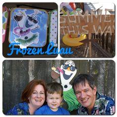 Frozen Sumer Luau   Capturing Magic