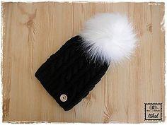 Čiapky - pletená čiapka \