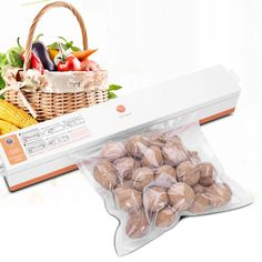 Automatic Electric Vacuum Packing Machine Food Vacuum Sealer Bags Machine Portable Household Vacuum Packing Machine For Home