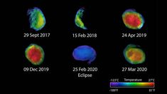 Three New Views of Mars' Moon Phobos   NASA Northern Arizona University, Arizona State University, Eclipse Images, Full Moon Phases, Mars Moons, Moon Surface, Facing The Sun, Nasa Images, Red Planet