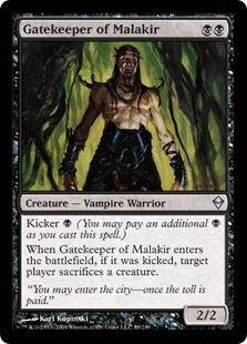 Gatekeeper of Malakir (Zendikar)