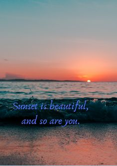 Your shine does not stop when you decide to rest, or have a break. Remember, there is tomorrow, and you may shine even brighter than today. Positive Words, You May, Words Of Encouragement, Rest, Positivity, Sunset, Beautiful, Sunsets, Pep Talks
