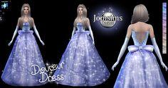 The sims 4 Sims Four, Sims 4 Cas, My Sims, Sims Cc, Princess Outfits, Princess Wedding Dresses, Maxis, Sims 4 Wedding Dress, Sims 4 Anime