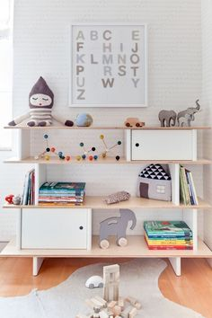 Atomic Retro | Gender Neutral Baby | Mid-Century Modern | Nursery Room Ideas | Home Decor | Interior Design