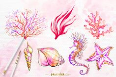https://www.etsy.com/listing/386823422/watercolor-mermaid-clipart-summer?ga_search_query=mermaid
