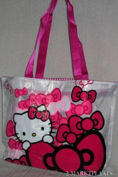 Marktplaats.nl > Hello Kitty schouder tas voor zwem/gym/dans les. - Sieraden, Tassen en Uiterlijk - Tassen | Damestassen