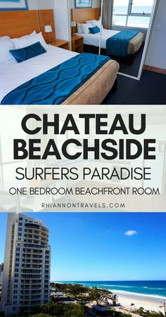Chateau Beachside Surfers Paradise: One Bedroom Beachfront, QLD