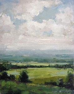 Don Ealy, Looking Across the Valley oil Abstract Landscape Painting, Landscape Art, Landscape Paintings, Landscape Quilts, Abstract Art, Paintings I Love, Portrait Paintings, Acrylic Paintings, Acrylic Art