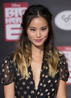 Best Celebrity Hairstyles to Copy | Jamie Chung's ombre