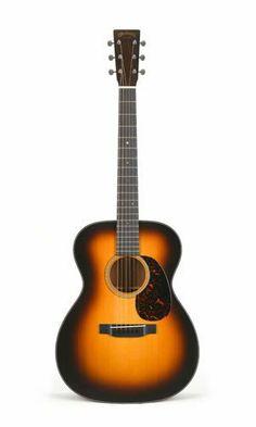 Amazon.com: Martin 000-18 Golden Era 1937 Sunburst Acoustic Guitar Sunburst: Musical Instruments